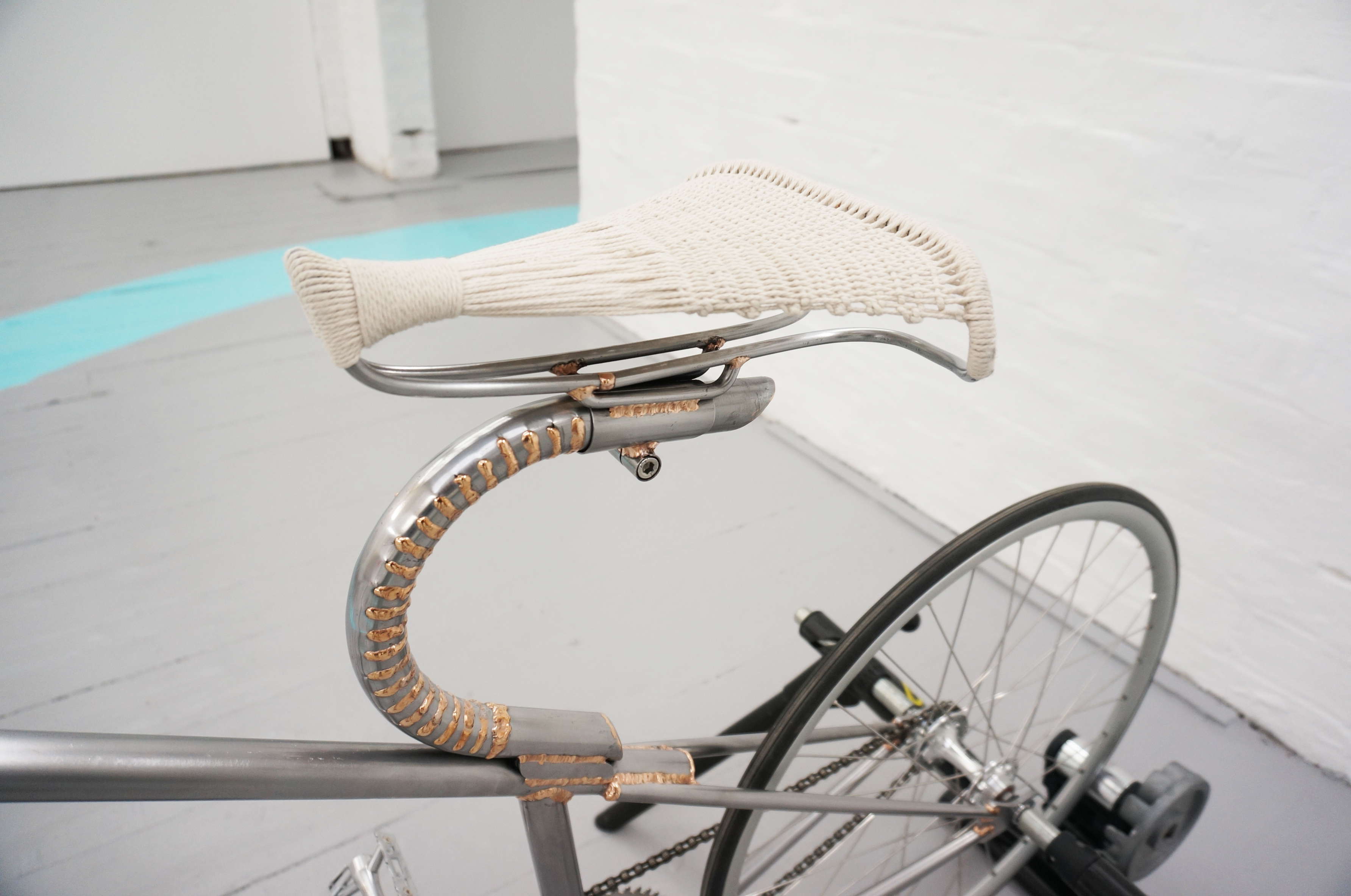 Giulia Lazzaro bicyclette detail 1